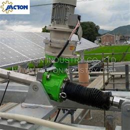 Screw Jacks Are Application In Heavy Duty Solar Tracking