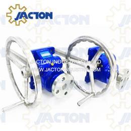manual worm wheel lifter 10 ton 20in worm gear screw jacks handle