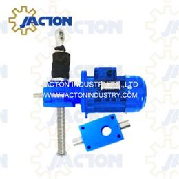 5 ton electrically powered mechanical lifter screw jack 900 mm