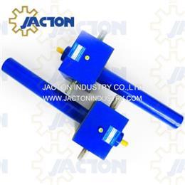 100 kN Capacity Machine Worm Screw Jacks