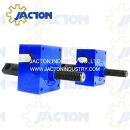 150 kN Capacity Screw Jack Machine