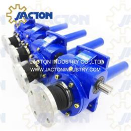 3 ton capacity acme screw worm drive right angle gears