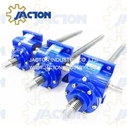 10 Ton Capacity 90 Degree Acme Screw Actuators Lift