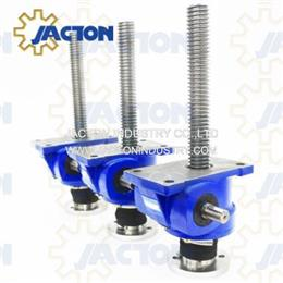 15 Ton Capacity Self Locking Acme Spindle Lifting Screw Jack