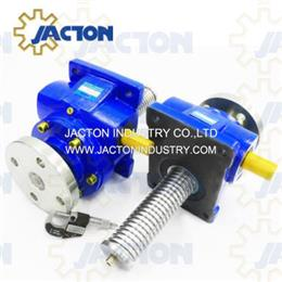 20 Ton Capacity Right Angle Acme Mechanical Screw Jacks