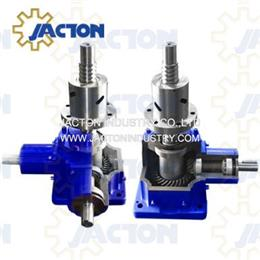 150 kN Capacity Greater Speed Bevel Gear Operated Screw Jack