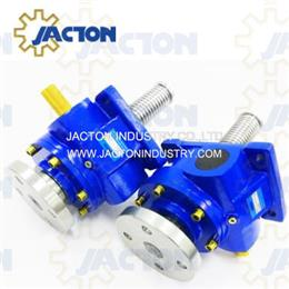 Screw Jack 40 Ton Capacity, 40 t Machine Screw Mechanical Actuator