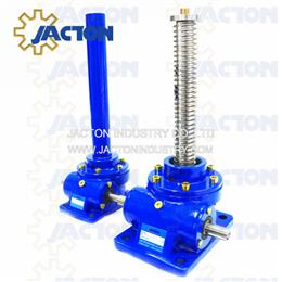 490 kN Capacity Machine Screw Jack Lift, 50 Ton Worm Gear Screw Jack