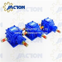 JT15 Shaft to Shaft Bevel and Bevel T Gearboxes