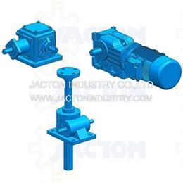 5 ton jack 25mm shaft gearbox 1.5kw gear motor 3d cad model