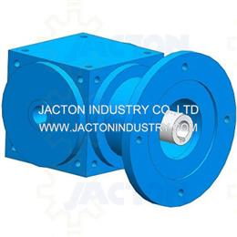 JTP140 hollow shafts and mounting flanges gearboxes 3d cad model