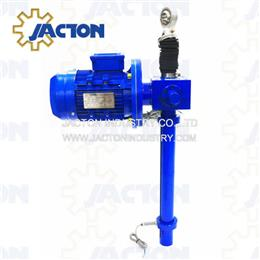 25kN electric motor screw jacks with limit switches precision control