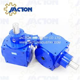 JTPH110 right angle hollow bore gear box,hollow angle drives