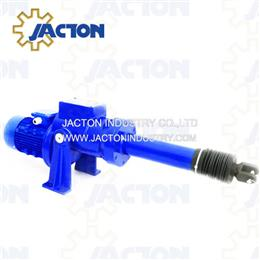 Replace hydraulic cylinders with 10Kgf Capacity electric actuators