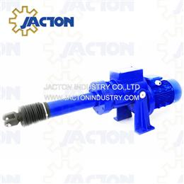 1000Kgf high-force electric rod actuators for heavy duty use