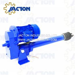4000Kgf capacity rodless or rod style electric linear actuators