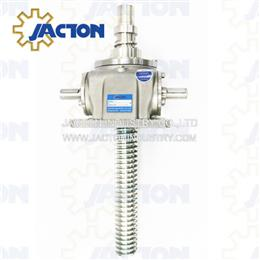 Stainless Steel Screw Jacks 20-Ton are Used For Extreme Environmental