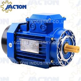3 Phase AC Induction Motors - Screw Jack Systems