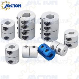Rigid Clamp Couplings - Screw Jack Systems