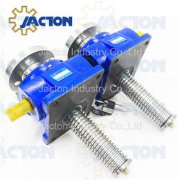 Selection Guide of JT Series Machine Screw Jacks
