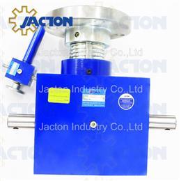 500 kN Capacity Mechanical Lifting Machine Gearbox