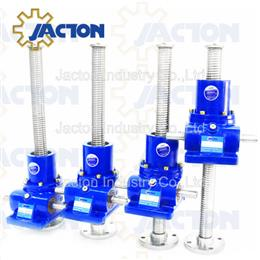 2.5 Ton Capacity High Efficiency Ball Screw Actuators and Screw Jacks