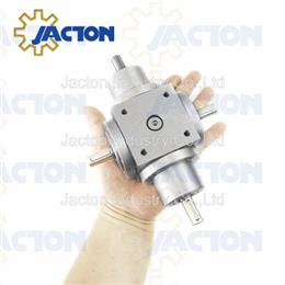 JTP65 1 To 1 Ratio Mini Right Angle Gearbox