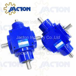 JTP210 Gear Drives Right Angle Bevel Gearboxes