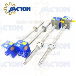 90 KN Compact Ball Screw Jack with Translating Lifting Screw