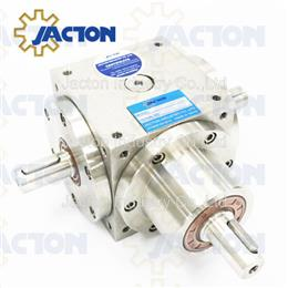 40Nm Stainless Steel Bevel 90 Degree Drive Gearbox