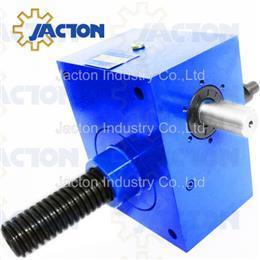200kN high-performance cubic screw jack, heavy duty lift mechanism