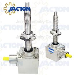 15KN bevel gear jack with ball spindle, miter bevel gear jack