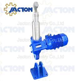0.3-0.7KN electric actuators, screw lift motor
