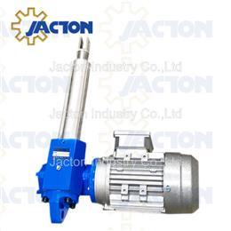 0.7-2KN small motor drive screw actuator, electric lifting screw
