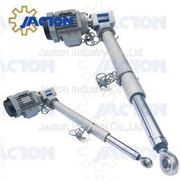 3-8KN ball screw motor actuator, motorised lifting jack