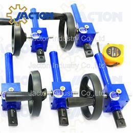 Mini hand operated screw jack clevis end - Jacton Industry