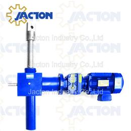 Motor or gear reducer screw jack lift shaft - Jacton Industry