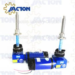 Electric ball screw lift with 48v dc motor - Jacton Industry