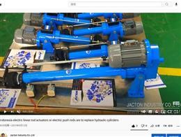 Electric Linear Actuators Video